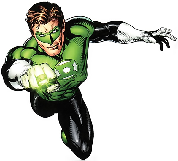 Green lantern ring comic - photo#5